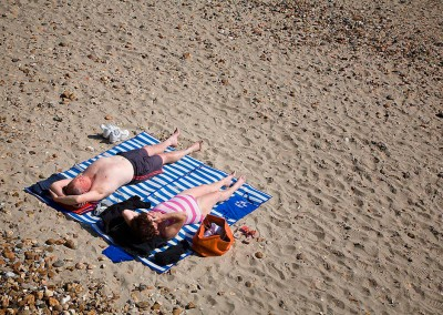 Beach-Bathers