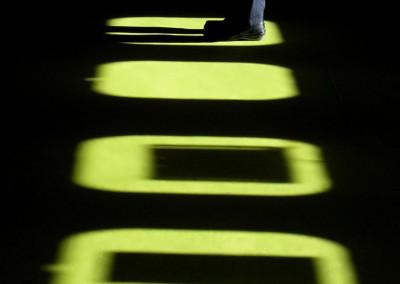 Glowing-Feet