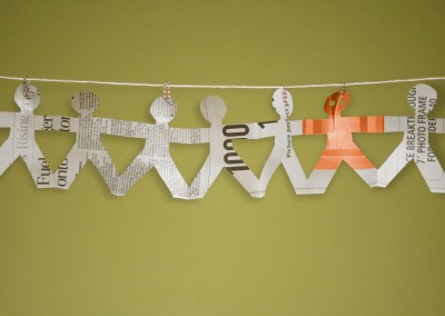 Paper-Chain-People